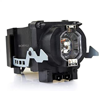 BORYLI XL-2400 Replacement Lamp With Housing For Sony KDF-E50A10, KDF-E42A10, KDF-50E2000, KDF-E50A11E, KDF-55E2000, KDF-46E2000, KDF-E50A12U, KDF-50E2010, KDF-42E2000, KDF-E42A11E, KF-E42A10 TV's