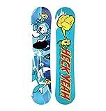 DC Ply Mini, Snowboard Unisex Bambini, Multicolore, 115