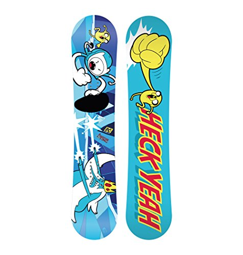 DC Shoes Niños Ply Mini Snowboard, Infantil, Ply Mini, 125