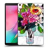 Head Case Designs Officiel Mai Autumn De Juillet Fleurs Bouquet Coque Dure pour l'arrière Compatible avec Samsung Galaxy Tab A 10.1 (2019)