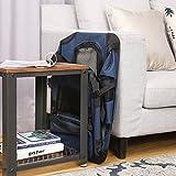 Songmics Hundebox faltbar Oxford Gewebe Maße auswählbar – S 50 x 35 x 35 cm PDC50Z - 7