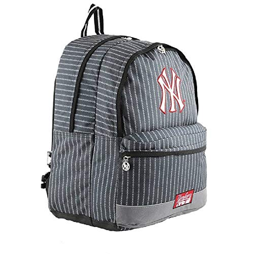 New York Yankees - Sac à dos New York Yankees Noir Couture 45 CM - 2 cpt