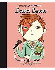 David Bowie: 26 (Little People, BIG DREAMS)
