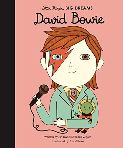 David Bowie (26) (Little People, BIG DREAMS)