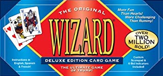 US Game Systems Deluxe Edition Wizard Card Game