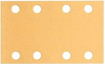 Bosch Pro Schuurblad voor vlakschuurmachine hout en kleur Best for Wood an Paint Korrelgrootte 40 geel