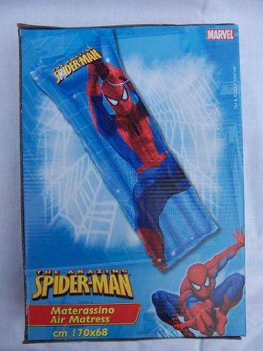 Mondo–Natursport–Matratze Spiderman 170x 68cm