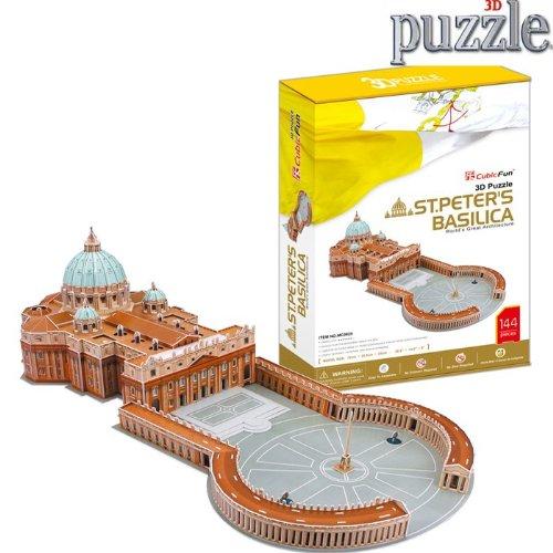 3D-Puzzle, Basilica von Heiligtümer