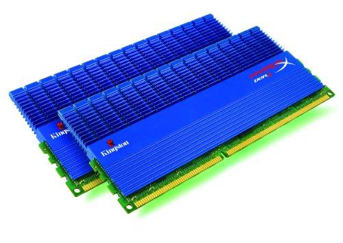 Kingston Technology Hyper X 8GB 1600MHz DDR3 Non-ECC CL9 DIMM (Kit of 2) XMP T1 Series KHX1600C9D3T1K2/8GX