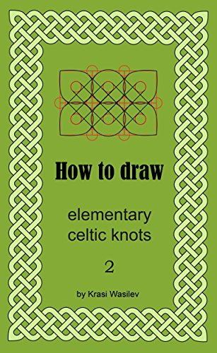 How To Draw Elementary Celtic Knots 2 (Mind development drawing with Krasi Wasilev)