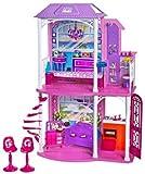 mattel - nuova casa glam di barbie