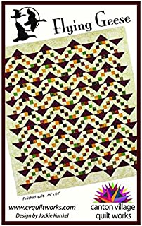Canton Village Quilt Works Flying Geese