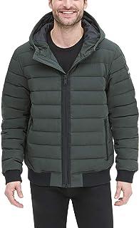 معطف رجالي مبطن من دي كيه ان واي
