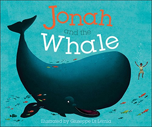 Jonah and the Whale (Storytime Lap Books)