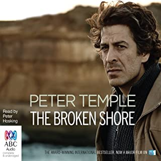 The Broken Shore                   By:                                                                                                                                 Peter Temple                               Narrated by:                                                                                                                                 Peter Hosking                      Length: 9 hrs and 47 mins     103 ratings     Overall 4.4
