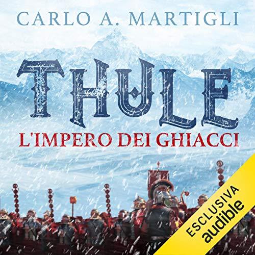 Thule - L'impero dei ghiacci copertina