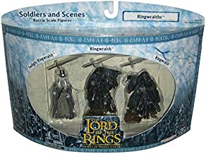 Lord of the Rings Armies of Middle-earth Battle Scale Figures Ringwraith 3-pack