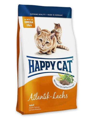 Happy Cat Fit & Well Adult Salmon Comida para Gatos - 4000 gr