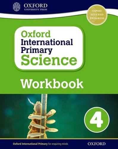 Primary science. Workbook. Per la Scuola elementare. Con espansione online: 4