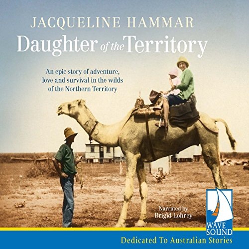Daughter of the Territory audiobook cover art