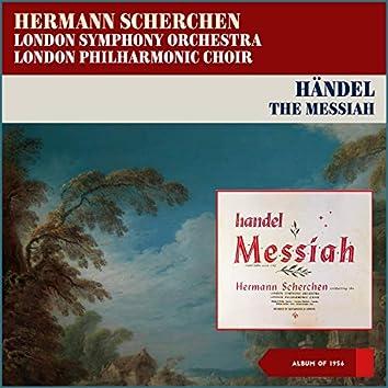 Georg Fridick Handel: The Messiah, HWV 56 (Album of 1956)