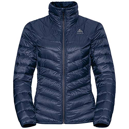 Odlo Jacket AIR Cocoon Femme, Diving Navy, XS
