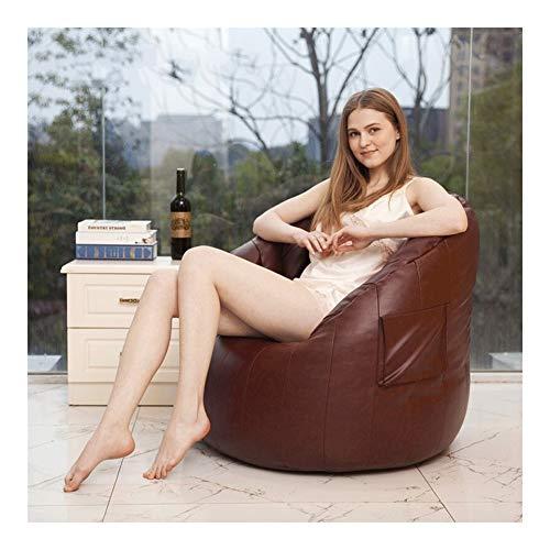 Zachte, comfortabele zitzak, waterbestendig, modern, van fluweel, wasbaar, voor kinderen en jongeren. E
