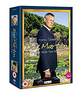 Doc Martin - Complete Series One To Nine