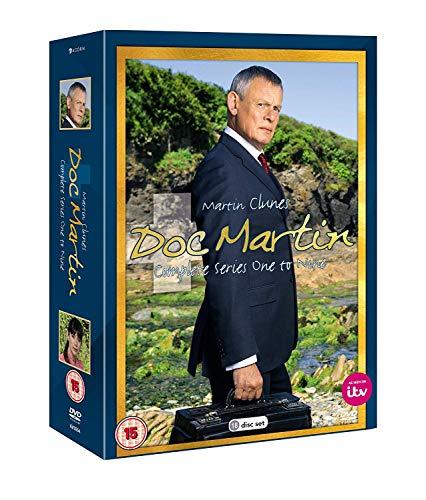Doc Martin - Series 1-9 Box Set [DVD]