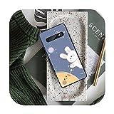 Coque de téléphone pour Samsung Galaxy S7 S8 S9 S10e S20 Plus Note 10 Pro Plus Lite Note 20...
