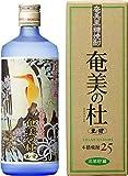 奄美の杜 長期貯蔵 黒糖 箱入 瓶 25度 720ml
