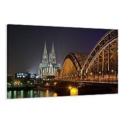 <p>Leinwand Köln (120 x 80)<br>Köln zum</p>