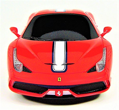 rastar 71900 – Ferrari 458 Speciale a, 1 : 24, Radio Commande Jouet Voiture