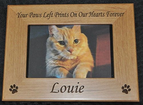 Personalized Frame Pet Memorial Frame Customized Picture Frame Sympathy Frame On Sale Pet Loss Frame
