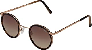 Randolph P3 Fusion Sunglasses 22K Rose Gold E.P. / Skull/Skyforce Air Cape Sand 51mm