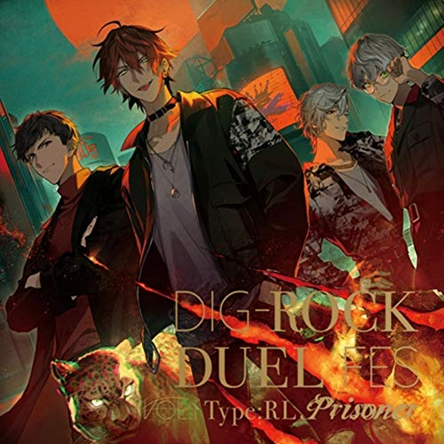 [album]DIG-ROCK -DUEL FES- Vol.1 Type:RL – Various Artists[FLAC + MP3]