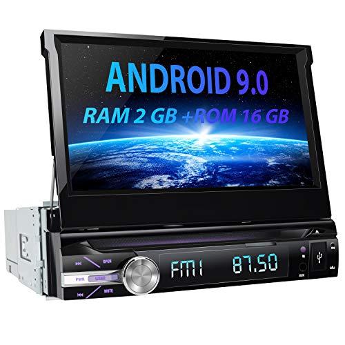 AWESAFE Android 9.0 7 Pulgadas Pantalla Universal