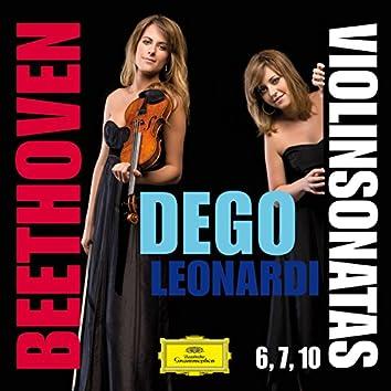 Violin Sonatas Nos. 6, 7 And 10