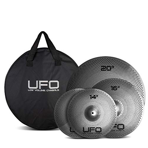 """UFO Low Volume Cymbal Pack 