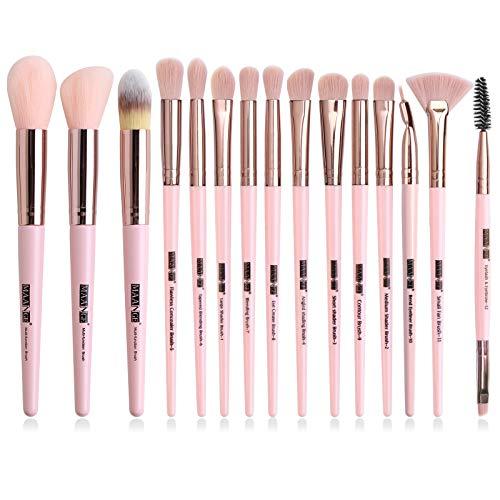 Brochas Maquillaje Sombras marca MAANGE