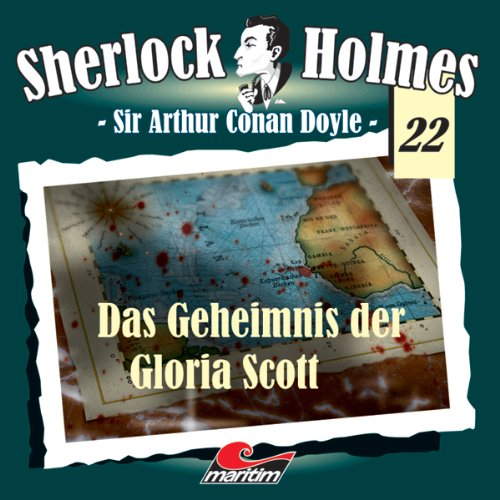 Das Geheimnis der Gloria Scott audiobook cover art