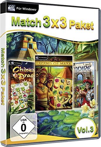 3 Gewinnt Paket Vol. 3 Match PC Game Windows 10 / 8.1 / 7 / Vista