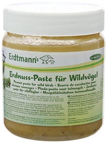 Erdtmanns Pâté de Cacahuètes pour Oiseaux 500 g