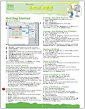 Microsoft Excel 2004 for Mac Quick Source Guide