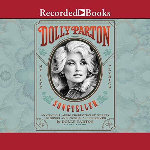 Dolly Parton, Songteller cover art