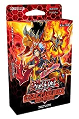 Features the 'Salamangreat' theme from Yugioh VRAINS. Includes brand new Link Monsters. 46 cards per deck.