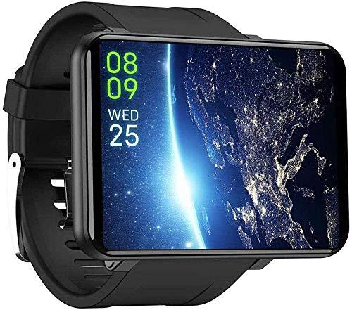 Reloj inteligente con cámara de 5 megapíxeles 2700 mAh batería 2.86 pantalla táctil Wifi Bluetooth reloj teléfono IP67 impermeable deporte Smart Watch-1G+16G_plateado-3G+32G_Negro