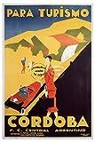 Herbé TM Cordoba Rf82-Poster / Kunstdruck, 40 x 60 cm *