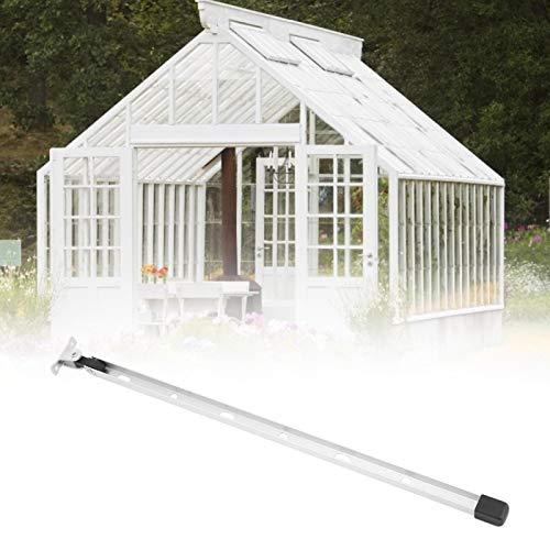 casualittier Barra de Apertura de Ventana Kit de Estancia de Ventana de Aluminio Ajuste Universal para tragaluz para Invernadero