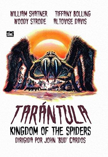 Tarántula / Tarantula (1955) ( The Giant Tarantula )